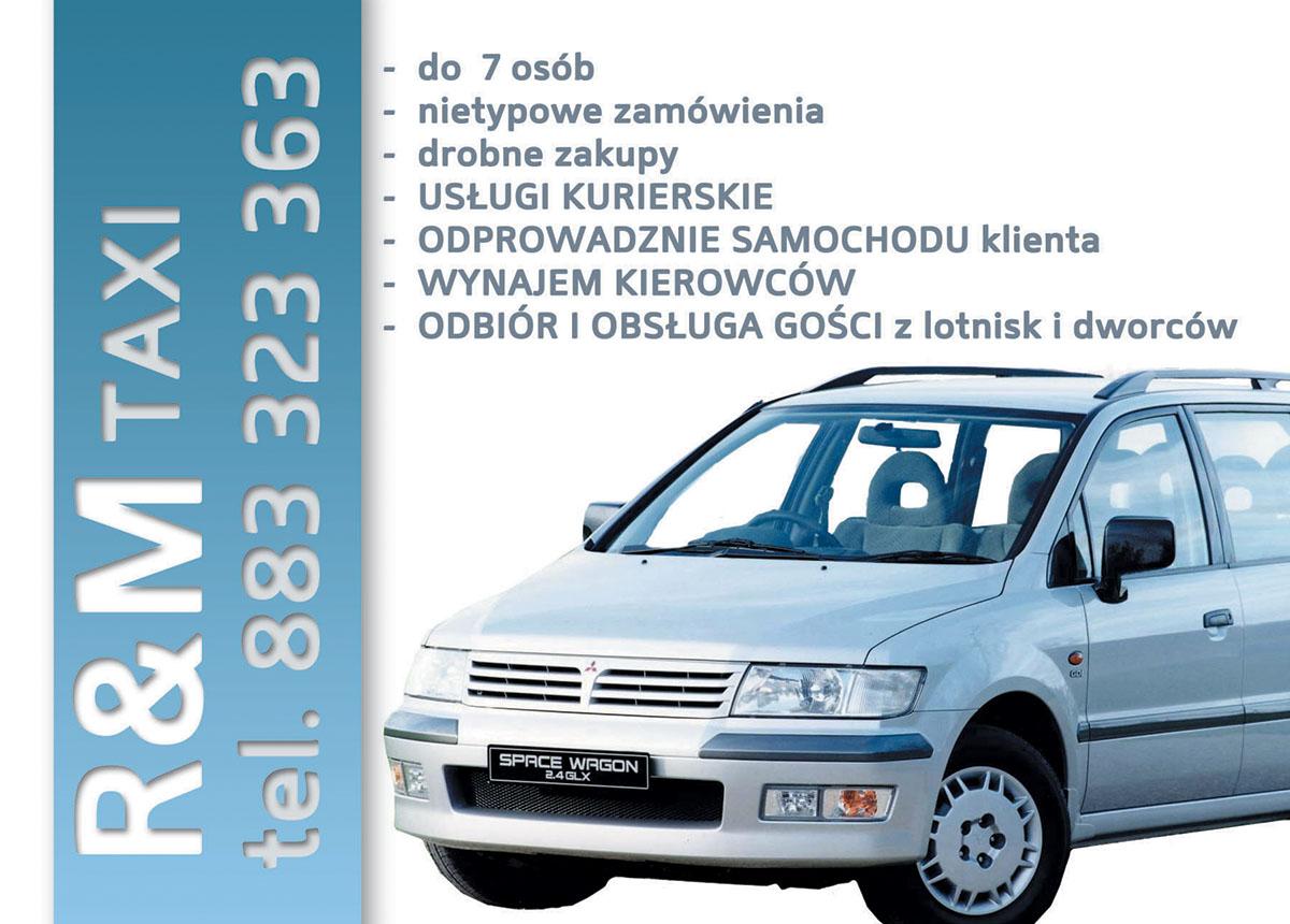 R&M taxi